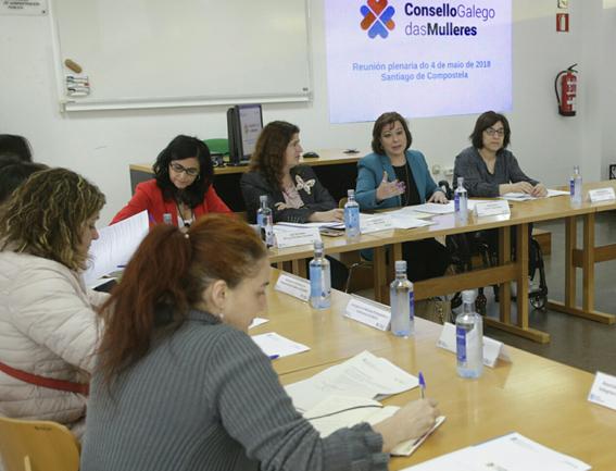Consello Galego das Mulleres